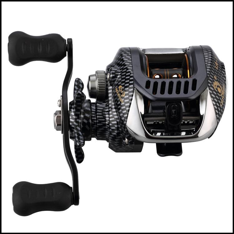 Brack 5.5kg Fishing Water Drop Wheel Bait Casting Shaft Sub Lure Fishing Rod Grips