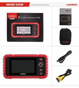 Image 5 - launch x431 crp123X obd2 scanner auto code reader car diagnostic tool ENG AT ABS SRS diagnostic scanner automotive tool crp123