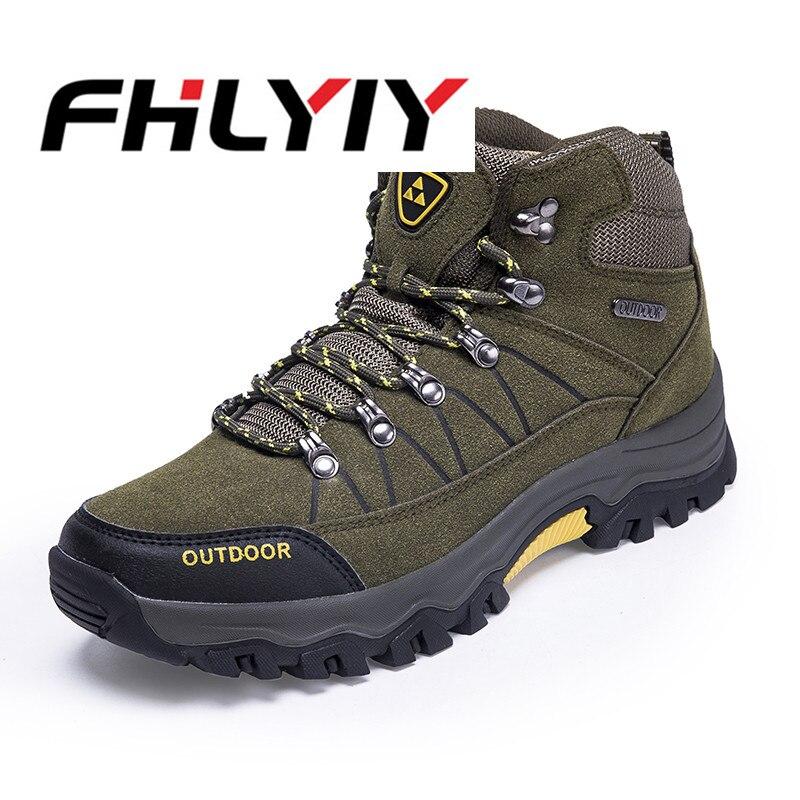 Alta Zapatos Up Verano army Escalada Otoño De Viajar Hombre Black Hombres Para Más Al Montaña wearing Green Aire Lace Tamaño Hard Libre grey Calidad 46 vpCnqv6