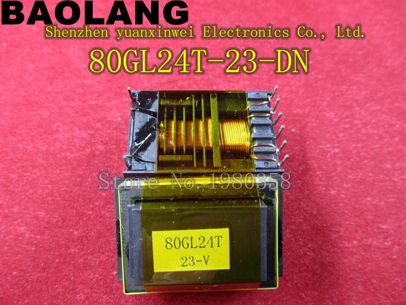 Free shipping 80GL24T-23-DN 80GL24T-23-V transformer 2pcs/lot Good quality