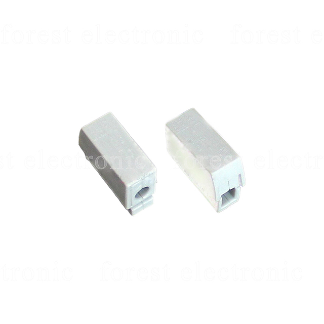 50pcs 1000pcs LED Lamp Wire Connector Terminal Universal PCT 111 224 ...