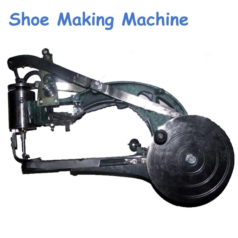 Industrial Shoe Making Machine New Manual Shoes Sewing Equipment new manual shoe making sewing machine