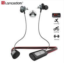 Bluetooth Con Archetto Da Collo commercio all ingrosso L9 Auricolare  Auricolare Senza Fili con Il 3a848597806a