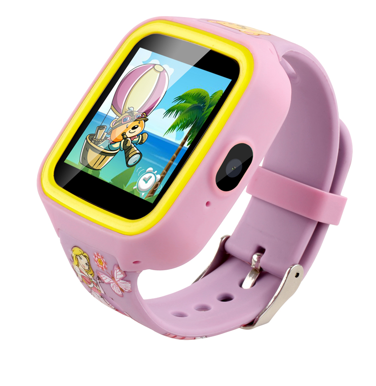 Bluetooth Children Smart Watch Kids GPS SOS Emergency Smartwatch Two-Way Call Anti-lost For iPhone Android Phone wireless service call bell system popular in restaurant ce passed 433 92mhz full equipment watch pager 1 watch 7 call button
