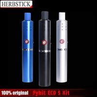 2018 Original Herbstick FyHit Eco Ciggo Vaporizer Dry Herb Airflow Hole 2200mah Mini Vape Pen Style