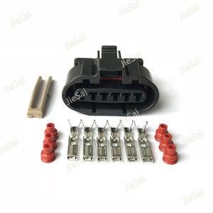 MG640547-5 6-контактный Женский MAF датчик и дистрибьютор зажигания для Mitsubishi автомобильный разъем