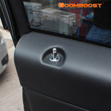 Auto accessories Door lock ring cover ABS Chrome trim 4pcsset For Jeep Liberty Compass Grand Cherokee