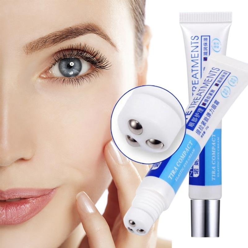 20g Wrinkle Eye Serum Anti-Puffiness Fine Lines Dark Circle AntiAging Moisturizing Eye Patches Eye Care Essence 2019