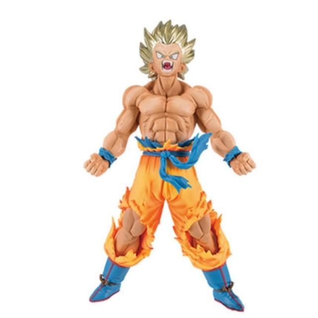 2018 NOVA Figura de Ação Dragon ball Z DBZ Sangue De SaiYans BOS SSJ Goku Vegeta Figura PVC Brinquedos Juguetes Bonecas brinquedos