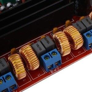 Image 5 - TPA3116 2.1 مضخم الصوت الرقمي مجلس XH HM139 TPA3116D2 مضخم الصوت مكبرات الصوت مكبرات الصوت DC12V 24V 2*50 واط مضخم الصوت 100 واط