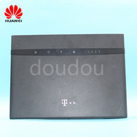 Unlocked used Huawei B525 4G 300Mbps LTE CPE Wifi Router with SIM Card Slot B525s 23A Wireless Router PK E5186 B593