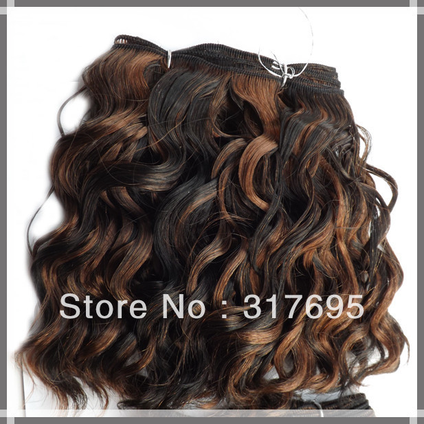 Premium quality noble gold super diva wave synthetic hair premium quality noble gold super diva wave synthetic hair extensions short kinky curly weave weft 10 2pcspack 6packslot on aliexpress alibaba group pmusecretfo Images