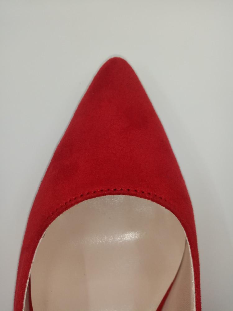9850930775c9 Aliexpress.com   Buy Summer Faux Suede Side Knot Lady Kitten Heels Wedding  Pumps Summer Slingbacks Pointed toe Slip on Med heels Bridal Pump Shoe from  ...