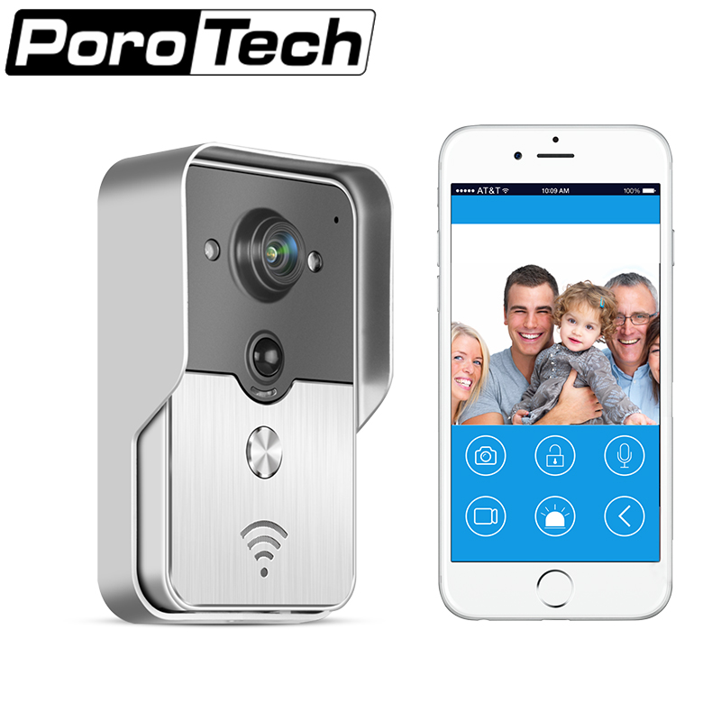 KW01 wireless video door phone wifi doorbell Home stay smart doorbell for Single person for Kids home security doorbell wireless smoke fire detector for wireless for touch keypad panel wifi gsm home security burglar voice alarm system