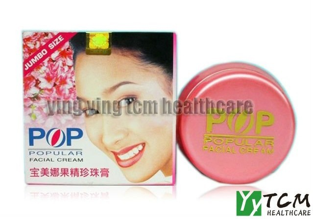 Hot wholesale POP Popular Facial Cream whitening cream pearl cream Concealer 20g pcs skin care in Sets from Beauty Health