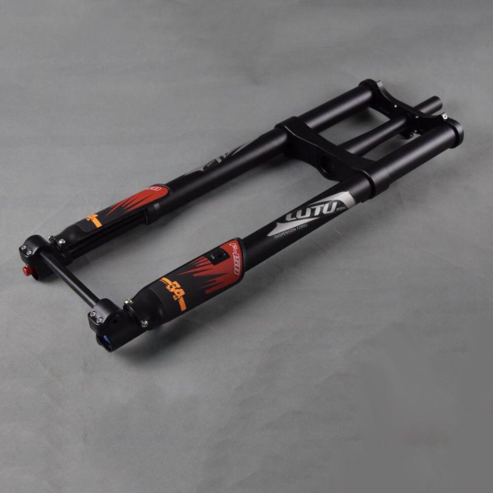 fat bike Fork 26 4 0 Fat Bicycle Spring Fork Upsidedown Suspension Forks Magnesium Aluminium Alloy