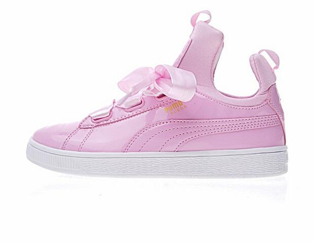 New Arrival Puma suede classic High Women's shoes Breathable Sneakers Badminton Shoes size36-39 the new puma womens shoes classic high classic star high tongue series white leather laser badminton shoes