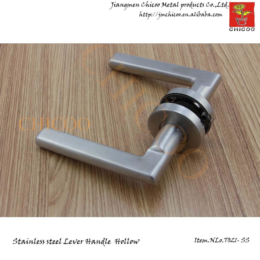 Door Ironmongery Stainless Steel 304 Door Lever Handles, Entry Door Handles,industrial  Lever Door Handle In Door Handles From Home Improvement On ...