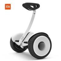 Ninebot Xiaomi Mijia мини самоходный скутер два колеса умный электрический скутер 10 дюймов Hoverboard Skate Board для Gokart Kit