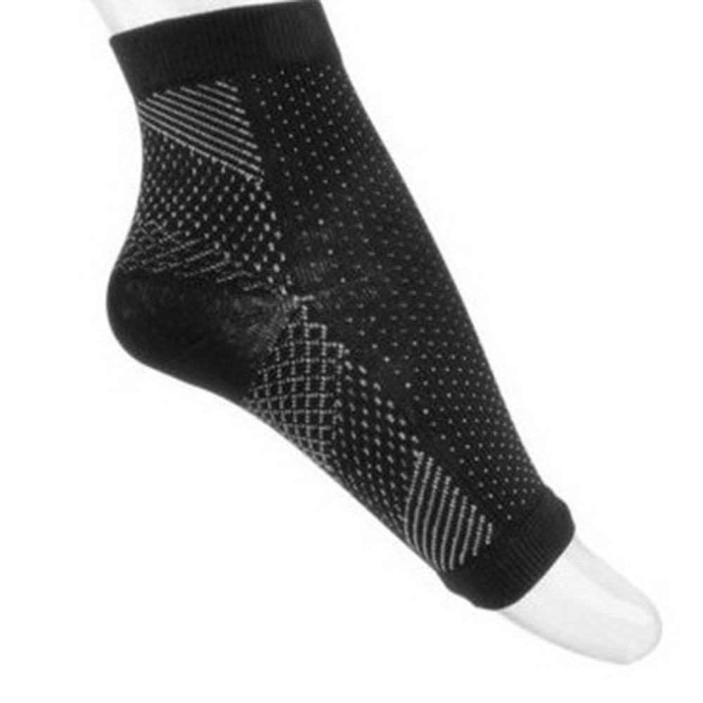 Unisex Anti-fatigue Compression Foot Sleeve Relieve Achy Heels & Feet & Swell Ankle Comfort Anti Fatigue Compression Magic Socks