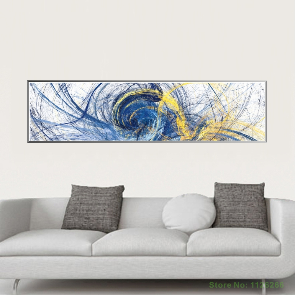 ✅Abstracción modular Wall fotos pinturas de arte sobre lienzo ...