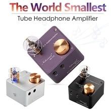 Nobsound Hybrid Amp Mini Vacuüm Buis Hoofdtelefoon Versterker Stereo Hifi Audio Pre Versterker