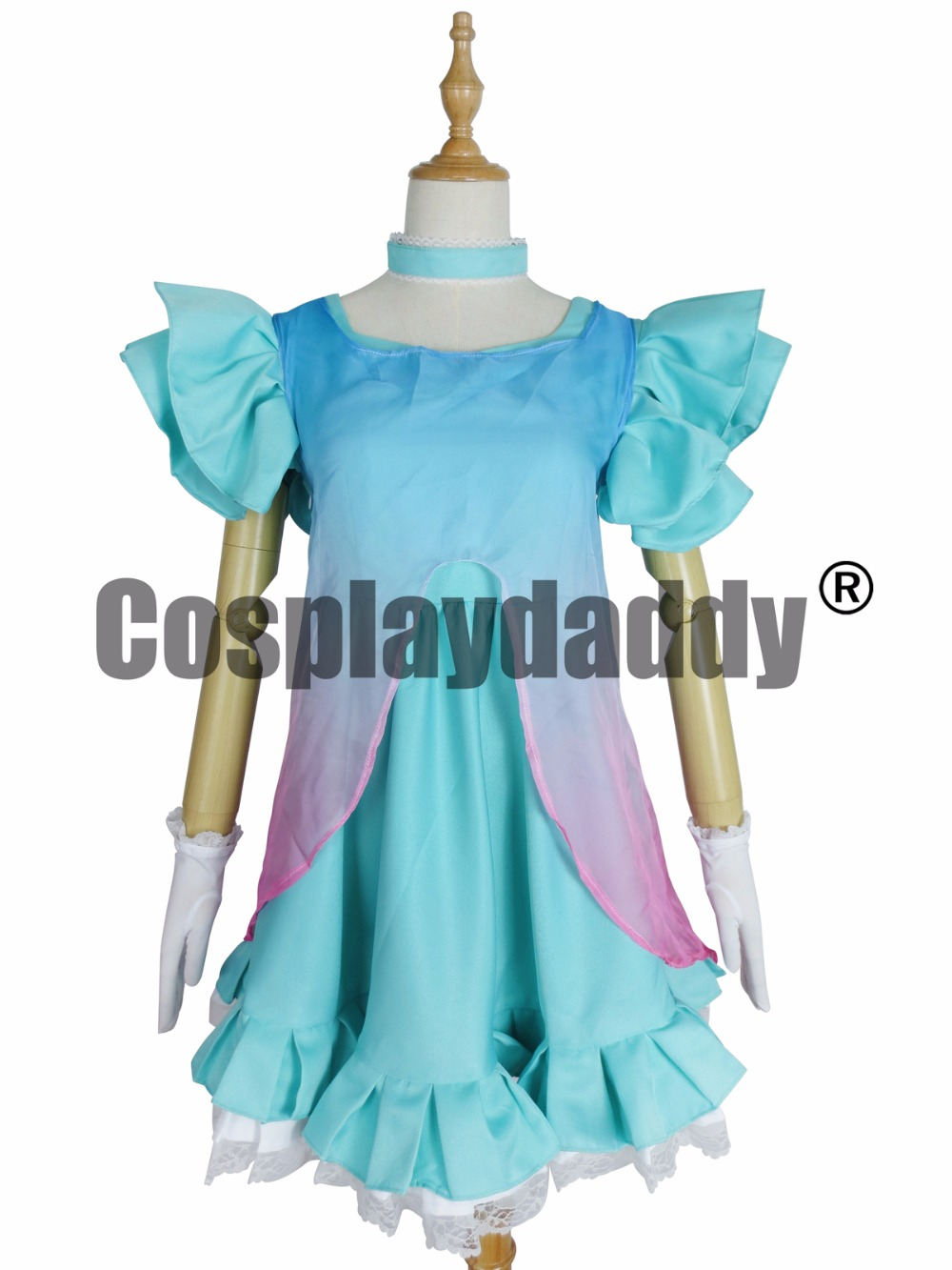 Love Live! Yume no tobira Door of Dreams Nico Yazawa Cosplay Costume F008