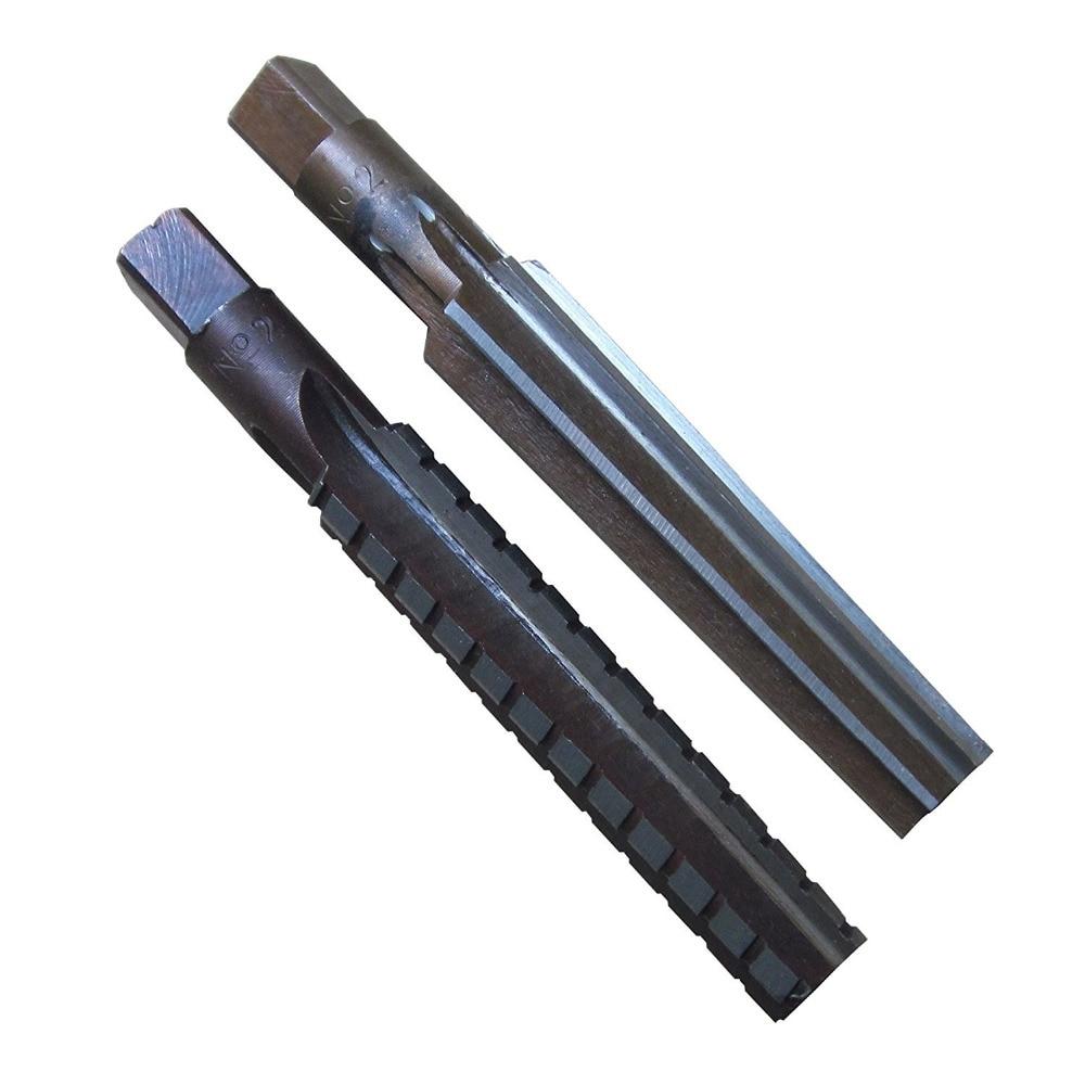 Free shipping MT1 No.1 Morse Taper Reamer Set