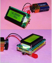High Accuracy RF 1 to 500 MHz Frequency Counter Tester METER measurement For ham Radio Amplifier baord