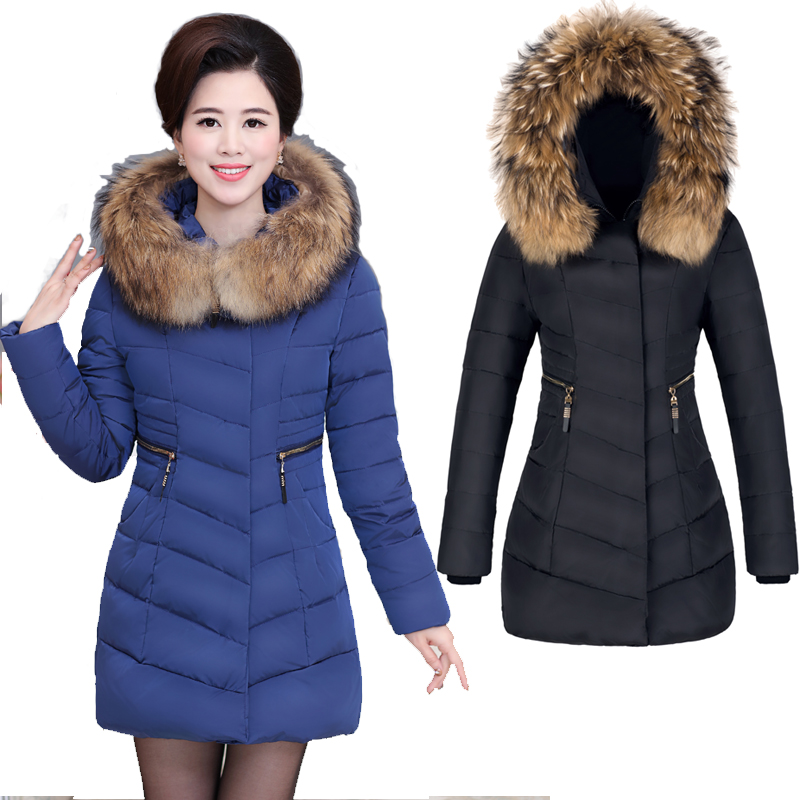 Popular Women Plus Size Winter Coats Waterproof-Buy Cheap Women ...