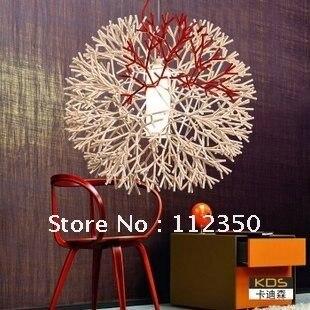 """Famosa Milan lámparas modernas """" coral """" colgante de luz"""