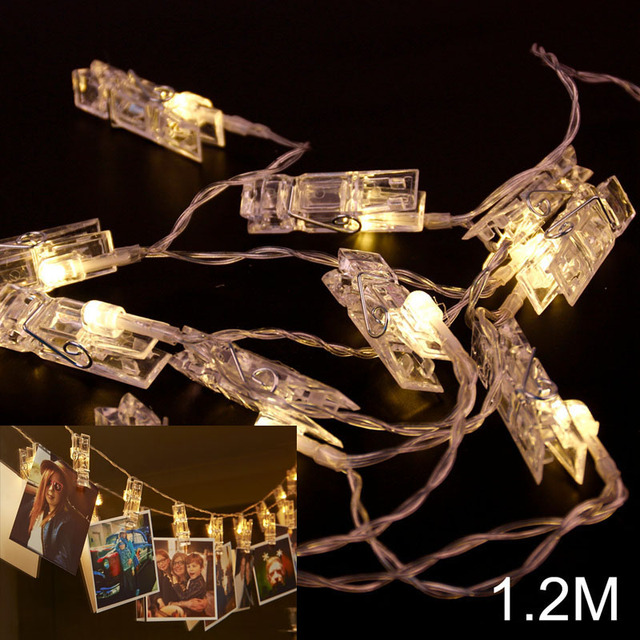 QIFU Rustic Wedding Decoration Wedding Party Decoration Garland Led Light Baby Shower Hen Party Bachelorette Party Decor