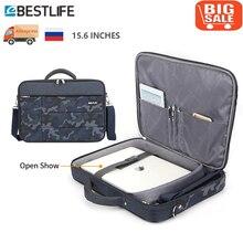 "Clearance Men's Bag Business Briefcase 15.6"" Laptop Bag Male Handbag Satchel Messenger Bag Portable Crossbody Bag for Women"
