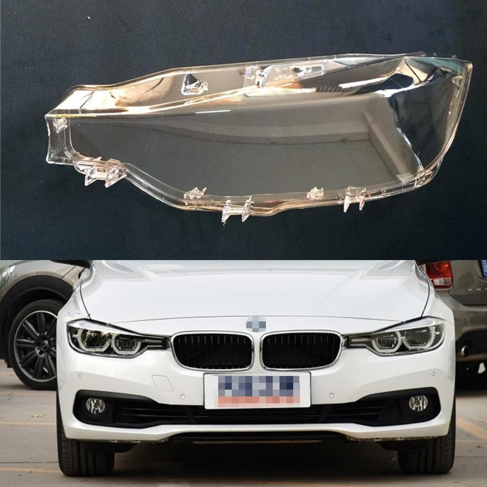 For BMW F30 F35 3 Series 2016 2017 2018 Transparent Car