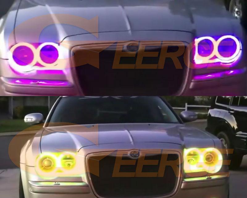 Chrysler 300C 2004 2005 2007 2008 2009 2010 RF Bluetooth APP - Ավտոմեքենայի լույսեր - Լուսանկար 6