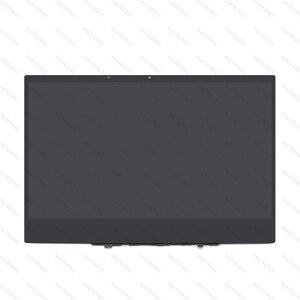 Image 4 - 13.3 LCD dokunmatik ekran digitizer Için LCD Meclisi Lenovo Yoga 730 13 P/N 5D10Q89746 5D10Q40010 5D10Q89743