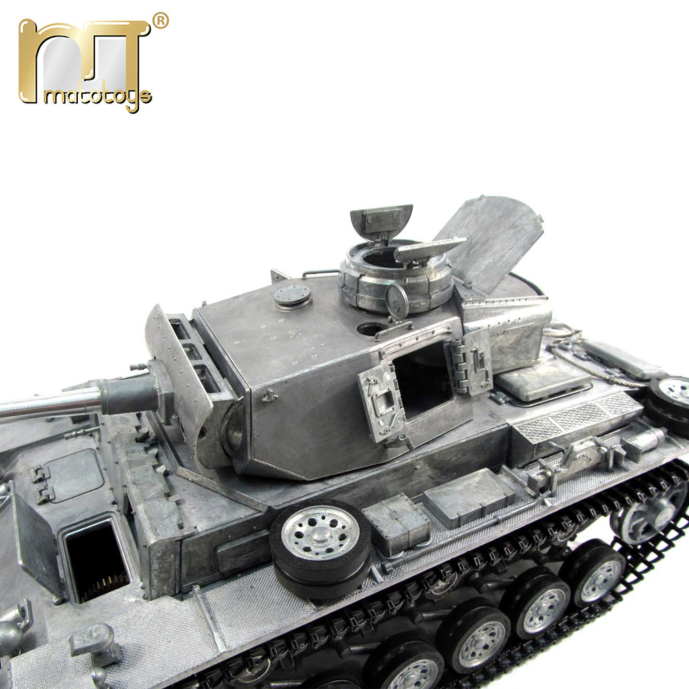 1 Dinar Tank barrel