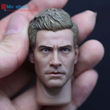 1:6 Action Figure Accessory Custom 1/6 Soldier Jake Gyllenhaal Head Sculpt Head Carving for 12″ Figure Doll Collection Toys