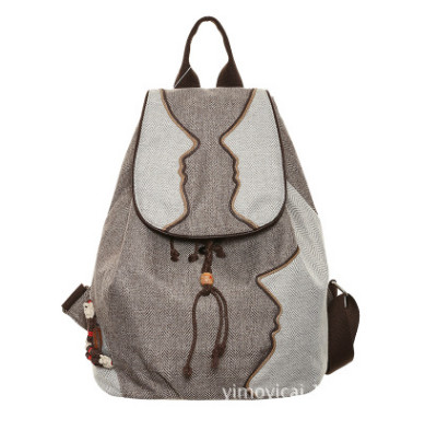 New Fashion Appliques Women Shopping Backpack!Hot All-match Classic Lady Appliques Backp ...