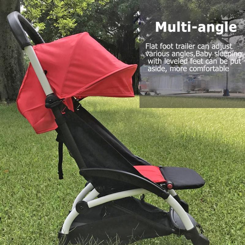 Stroller footrest for Baby Stroller 8.3 inch Longer