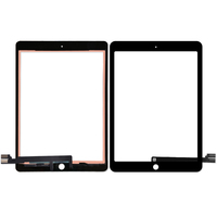 10Pcs/lot Brand New Touch Screen for iPad Pro 9.7  Display Front Glass Panel Digitizer White/Black A1675 A1674 A1673 1