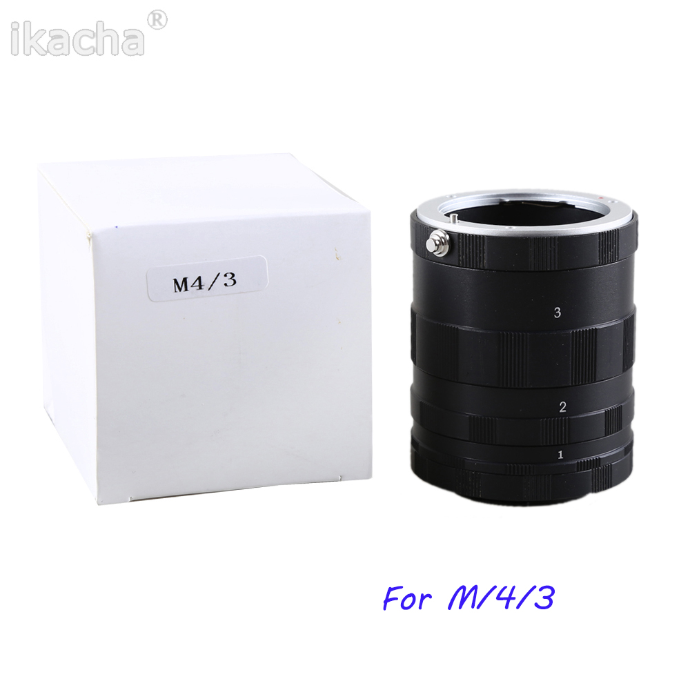 MACRO EXTENSION TUBE FOR M4 3
