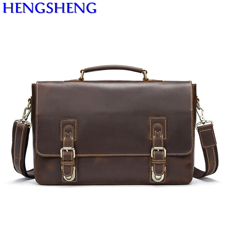 Free Shipping newly design cow leather men handbag with quality genuine leather business men briefcase and leather shoulder bags economic newly design 2 4mx1 2mx3cm cheap gymnastic mats