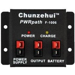 Chunzehui F-1006 блок питания с низкой потерей PWRpath, блок питания.