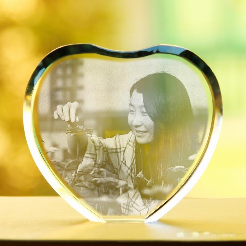 Անհատականացված սրտի ձևի լազերներով - Տնային դեկոր - Լուսանկար 4
