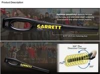 شحن مجاني المحمولة باليد carrett سوبر العصا الماسح المعادن مع 360 درجة كشف الراحة قبضة