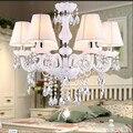 Люстра с кристаллами K9  110-240 В  для гостиной или спальни
