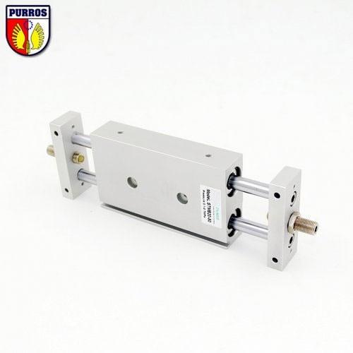 ФОТО STMB 25 Dual Rod Cylinder, Bore: 25mm, Stroke: 25/50/75/100/125/150/175mm