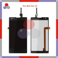 10pcs Lot 4 7 For Xiaomi Redmi 1 Hongmi 1S Red Rice LCD Digitizer Assembly Touch