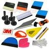 20Pcs Car Window Vinyl Film Wrap Application Tool Kit 3M Wool Pro Tint Squeegee Lil Chizler